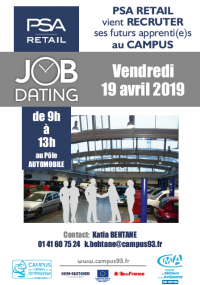 Job Dating PSA